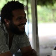 Fred Caju - Poeta e artesão do livro, Fred Cajú é editor do selo Castanha Mecânica